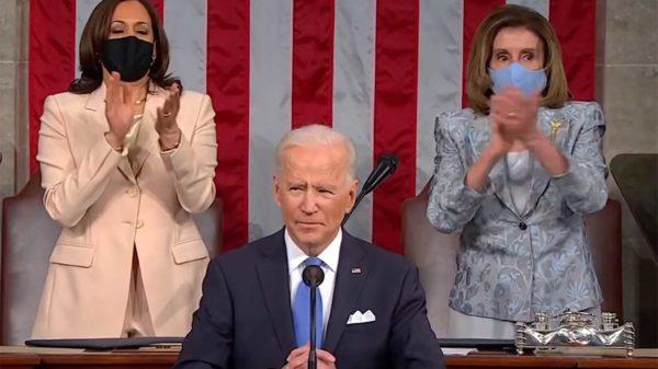 Biden's 100 days
