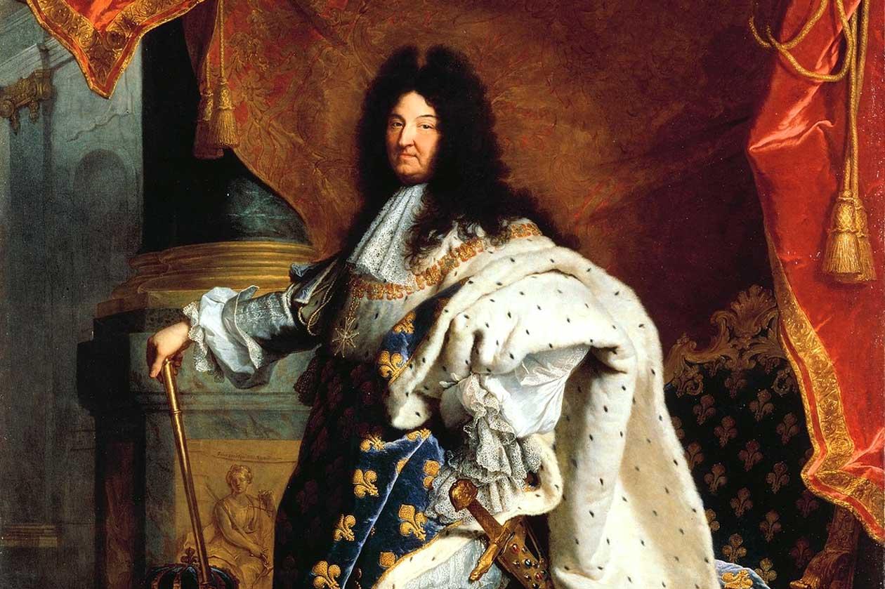 Louis XIV Chiffres Romains