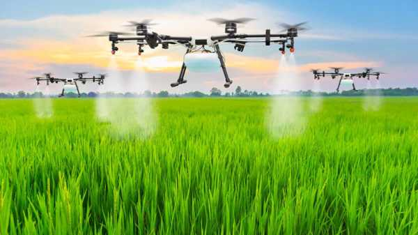 application 5G agriculture