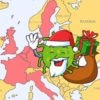 carte europe covid mutant