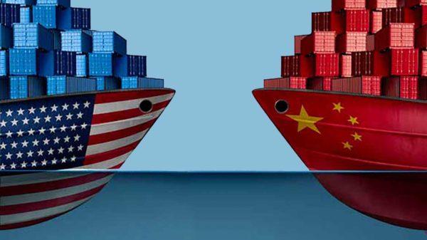 Guerre Chine VS Etats-Unis