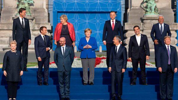 présidence d'Angela Merkel