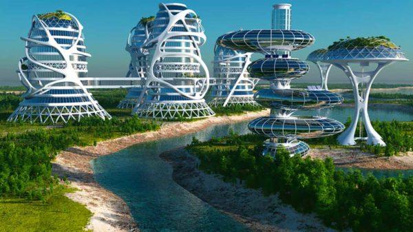 villes futur